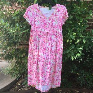 Cotton dress by Stan Herman size PM